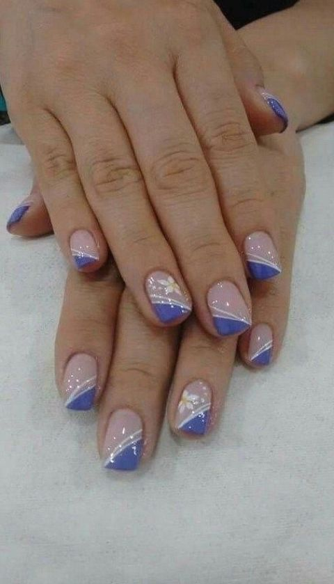 5 Tips For Enhancing Your French Nails - Beauty Ha