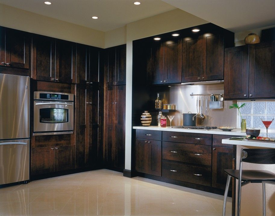 Eden Cherry Kitchen By Thomasville Cabinetry Thomasville