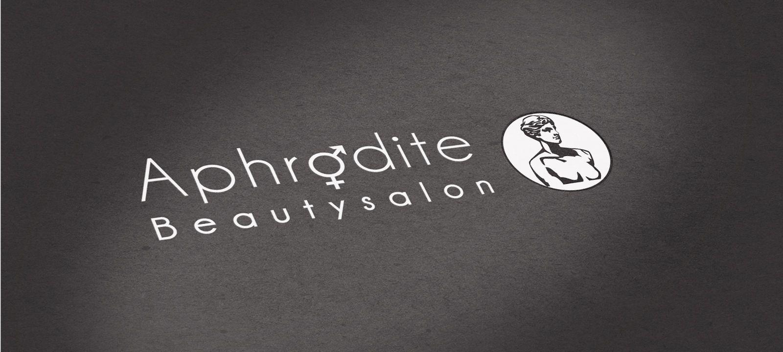 Beauty salon Aphrodite #schoonheidsalon #logo