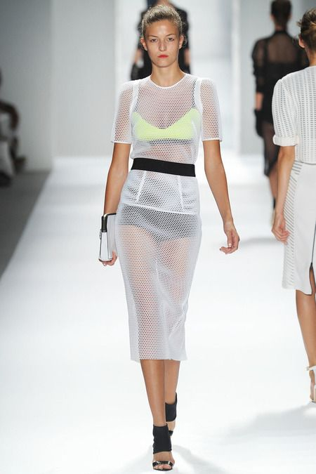 Milly Spring 2014 Ready-to-Wear Collection Slideshow on Style.com