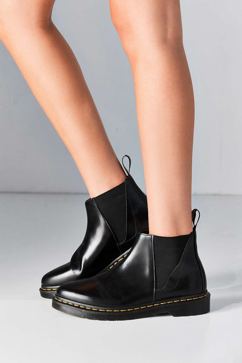 f0ce07276cc26 Dr. Martens Bianca Chelsea Boot - Urban Outfitters   Shoes Shoes ...