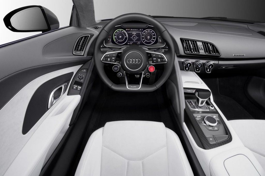 2018 audi electric car. fine electric 2018 audi r8 etron autonomous concept car in audi electric