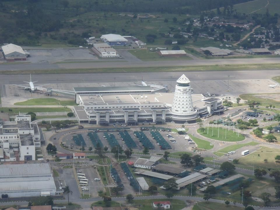 Image result for harare international airport