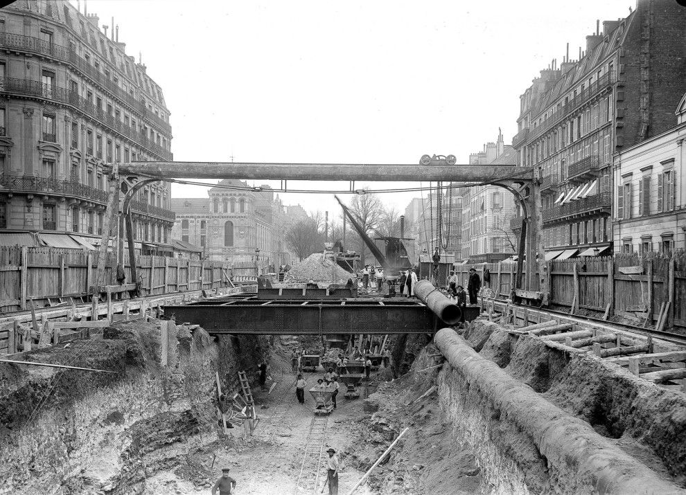 23 Incredible Pictures Of The World Over 100 Years Ago Paris Photos Old Paris World Pictures