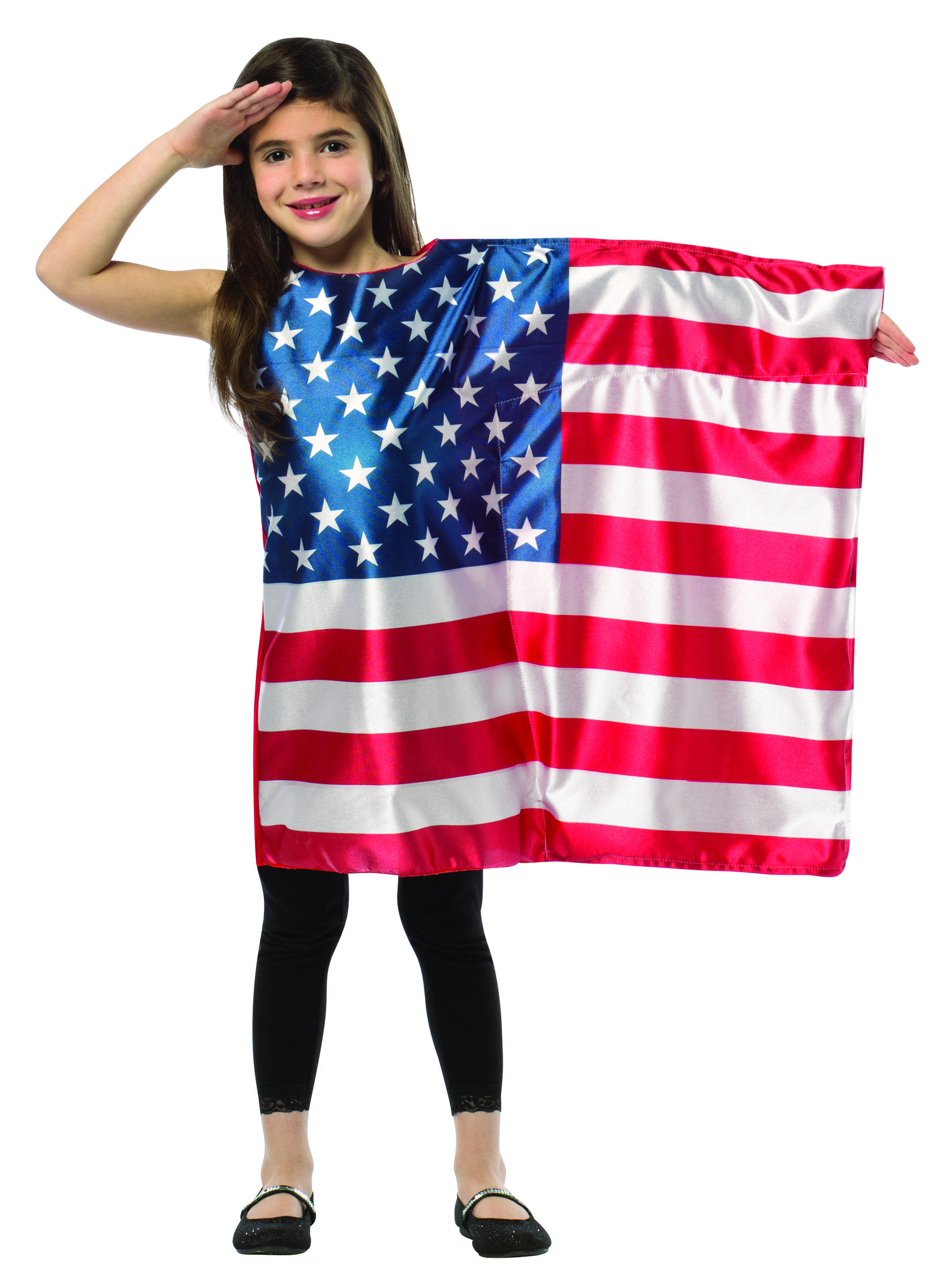 1942 710 Flag Dress Usa Show Off Your Patriotic Side With The Usa Flag Dress Parade Favorite Holiday Or American Flag Dress Flag Dress Patriotic Costumes