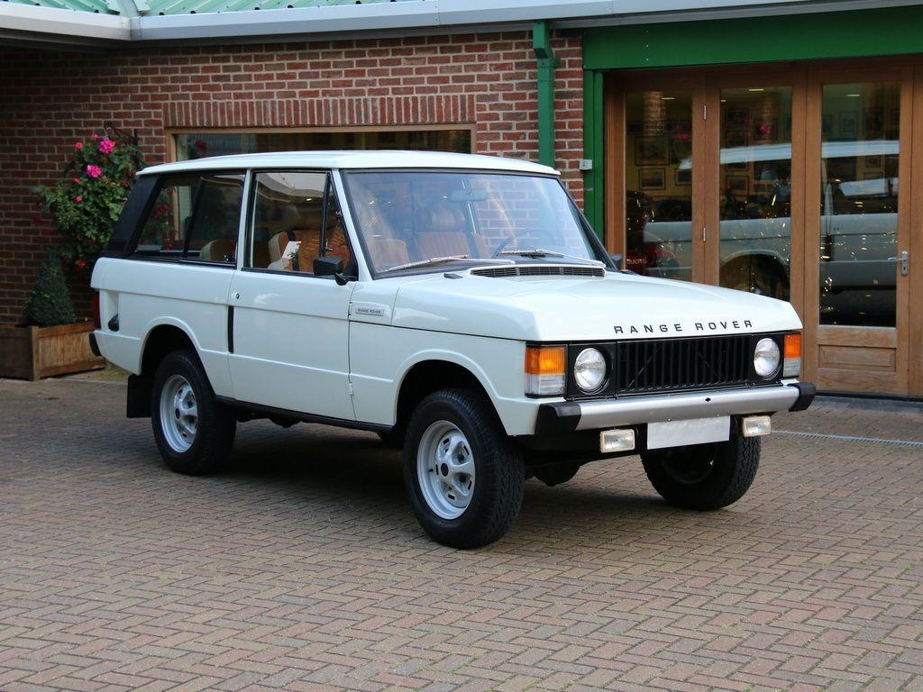 1978 Land Rover Range Rover Range Rover Classic Range Rover Land Rover