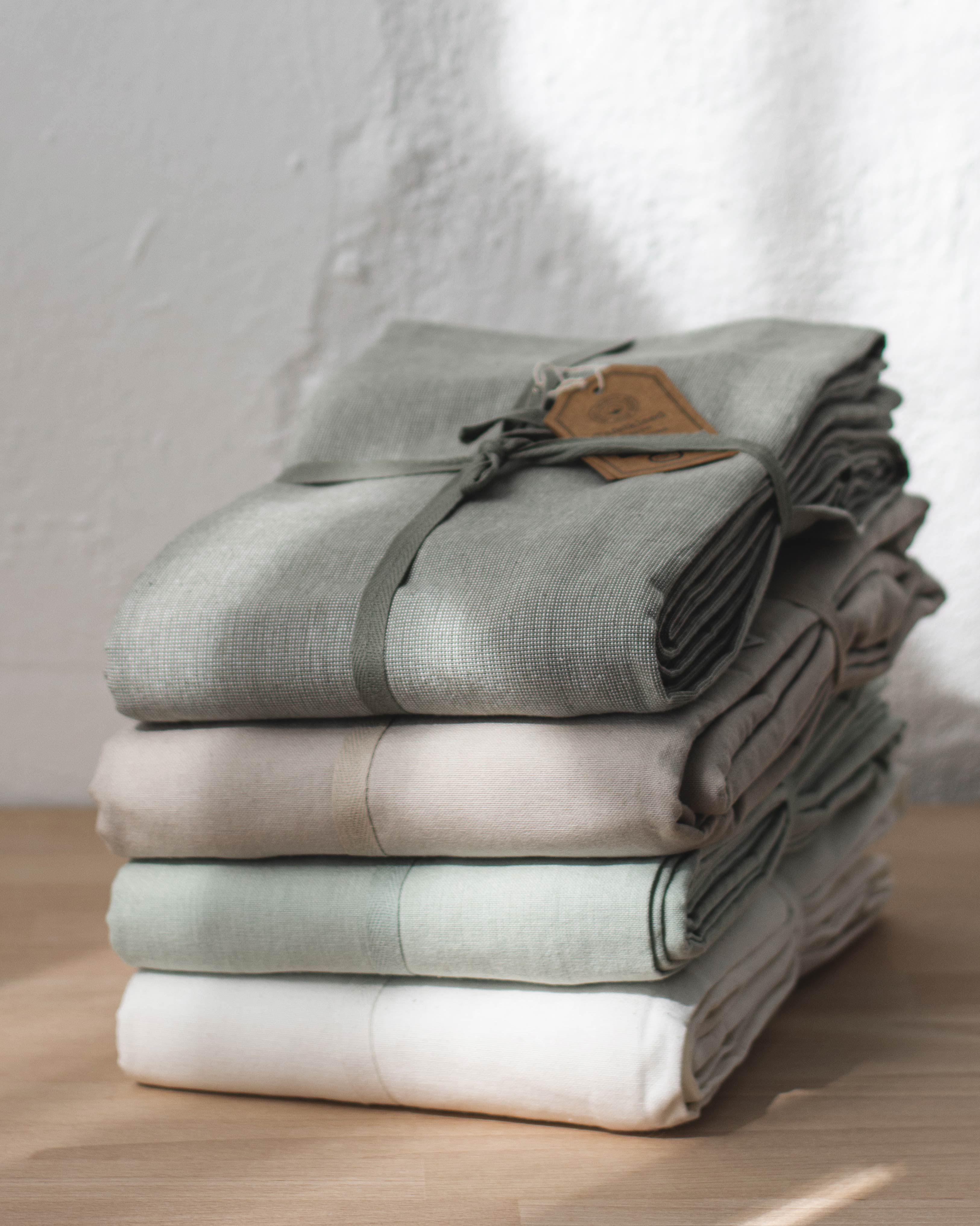 Onwijs Bij Dille & Kamille vind je een uitgebreide collectie linnen en QV-05