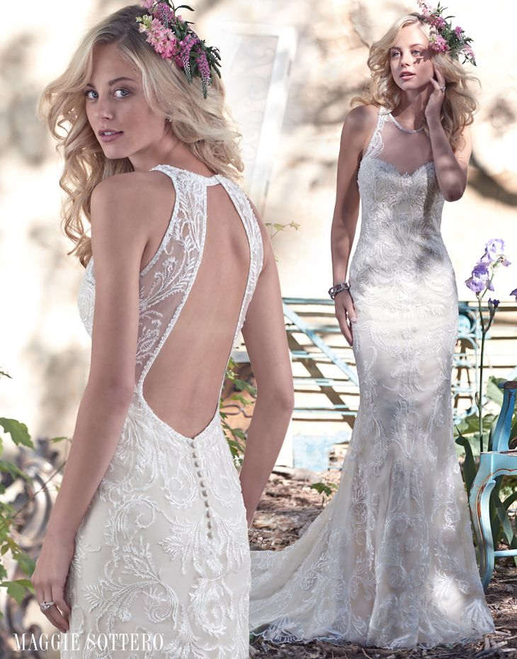 How amazing is Blaise form Maggie Sottero?! One of our new favorites and we have it in our store now!! Call to make an appointment today!! 231-347-6922