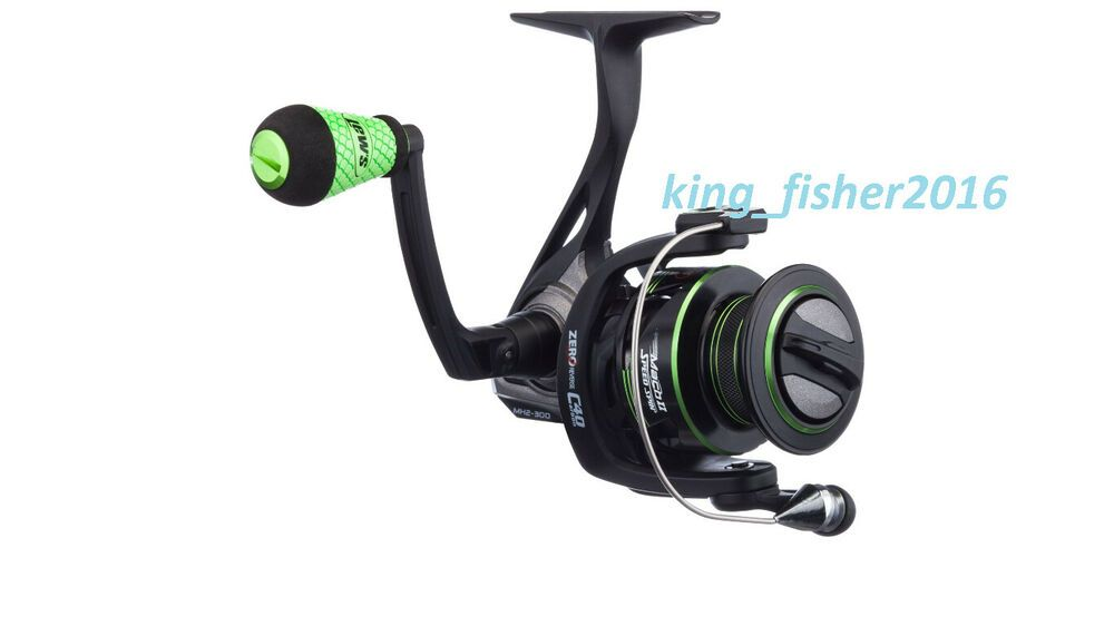 Lew/'s Mach II Speed Spin MH2 200 Spinning Fishing Reel