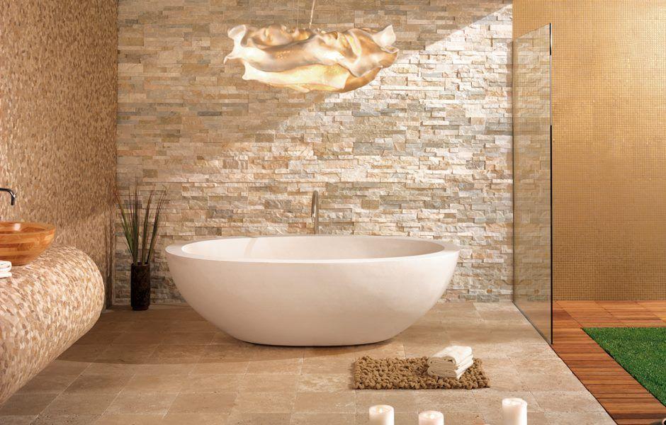 Stone Panel Bathroom   Google Zoeken