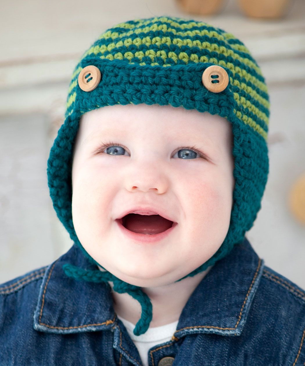 ummm obsessed with this hat for little boy. lion brand ...