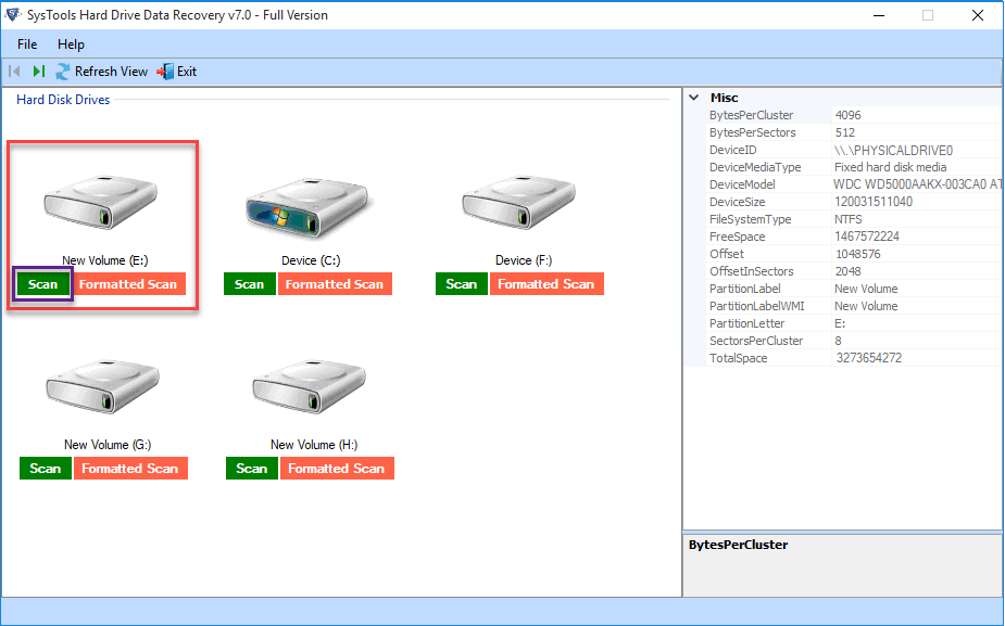 Systools Provides A Professional Hard Drive Data Recovery Software