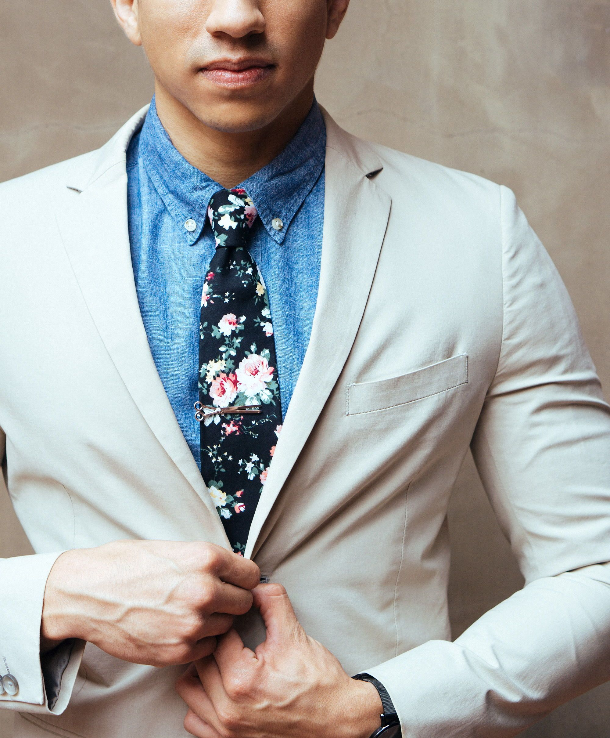 Who, What, Where: A Tie Guide | Mens fashion blog and Men\'s fashion