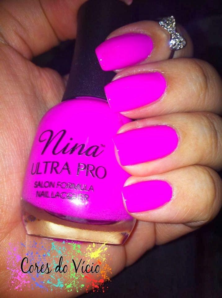 Fantastic Nina Pro Ultra Nail Polish Elaboration - Nail Paint Design ...