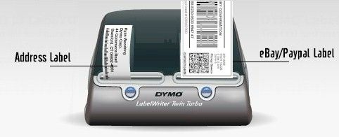 DYMO Rhino 6000 Label Printer (1734519) | Dymo | Shipping