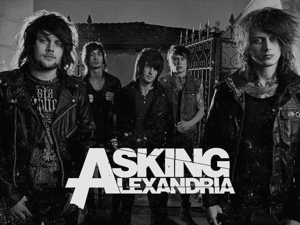 Music Wallpaper Asking Alexandria Asking Alexandria Asking Alexandria Lyrics Alexandria