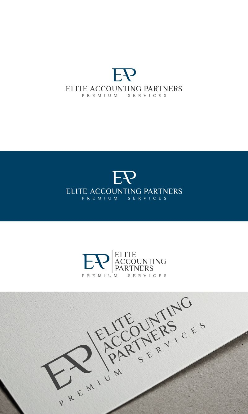 Accounting Practice Logo Professional Upmarket Design By S