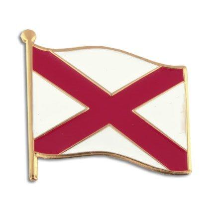 Alabama State Flag Pin Us States Flags U S States Alabama