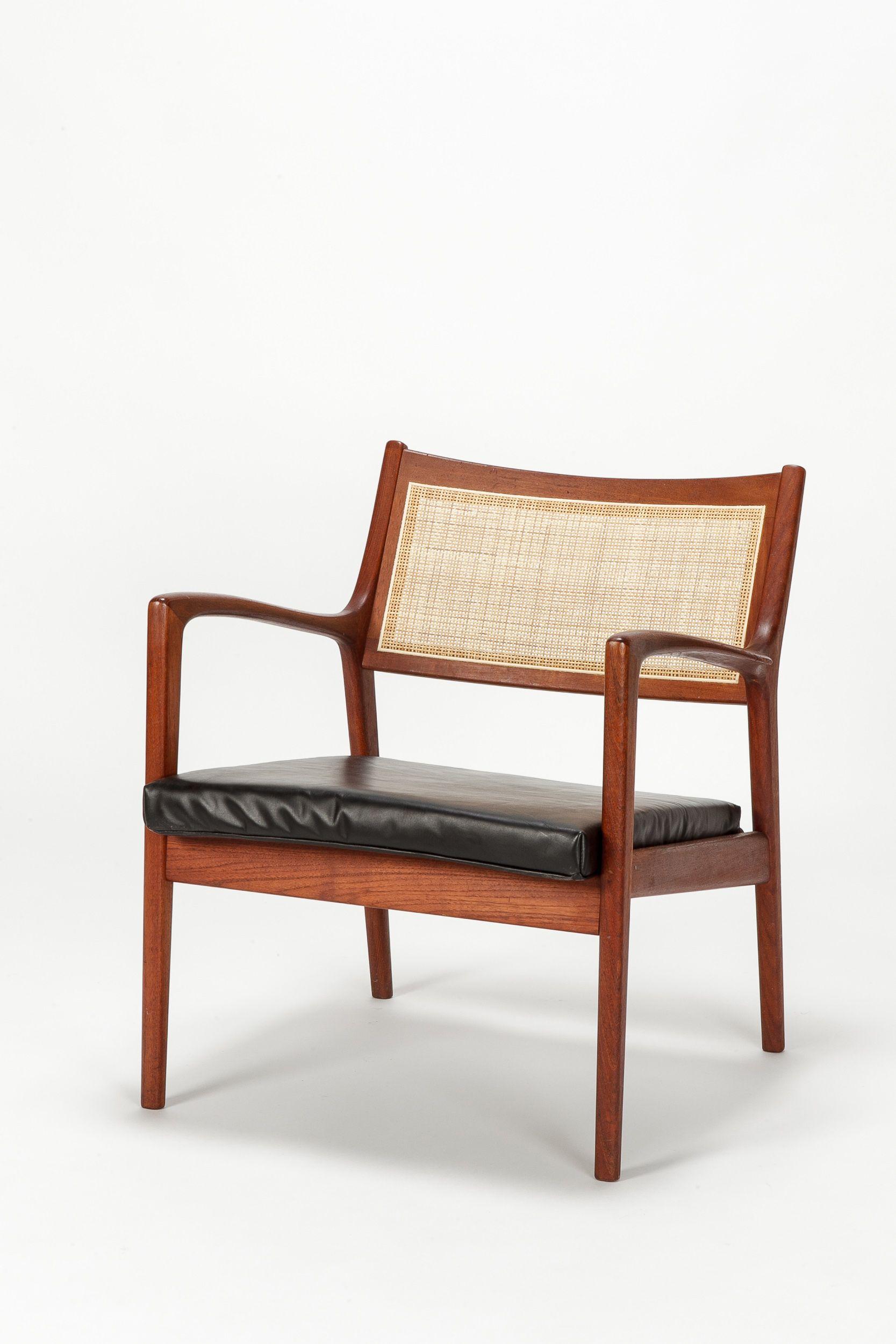 Karl Erik Ekselius Chair F139 Teak 50 s Seatings Pinterest