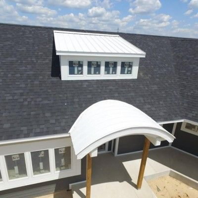 Best Bone White Accent Roof Coated Metals Group Bone White 640 x 480