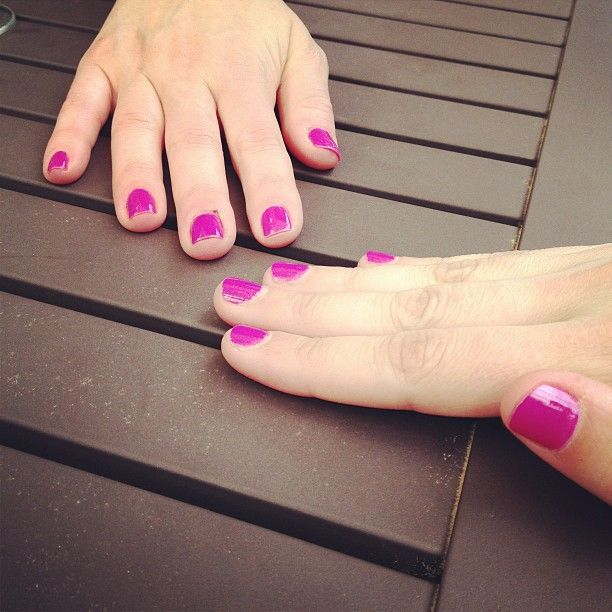 The Girls Are Out by essie