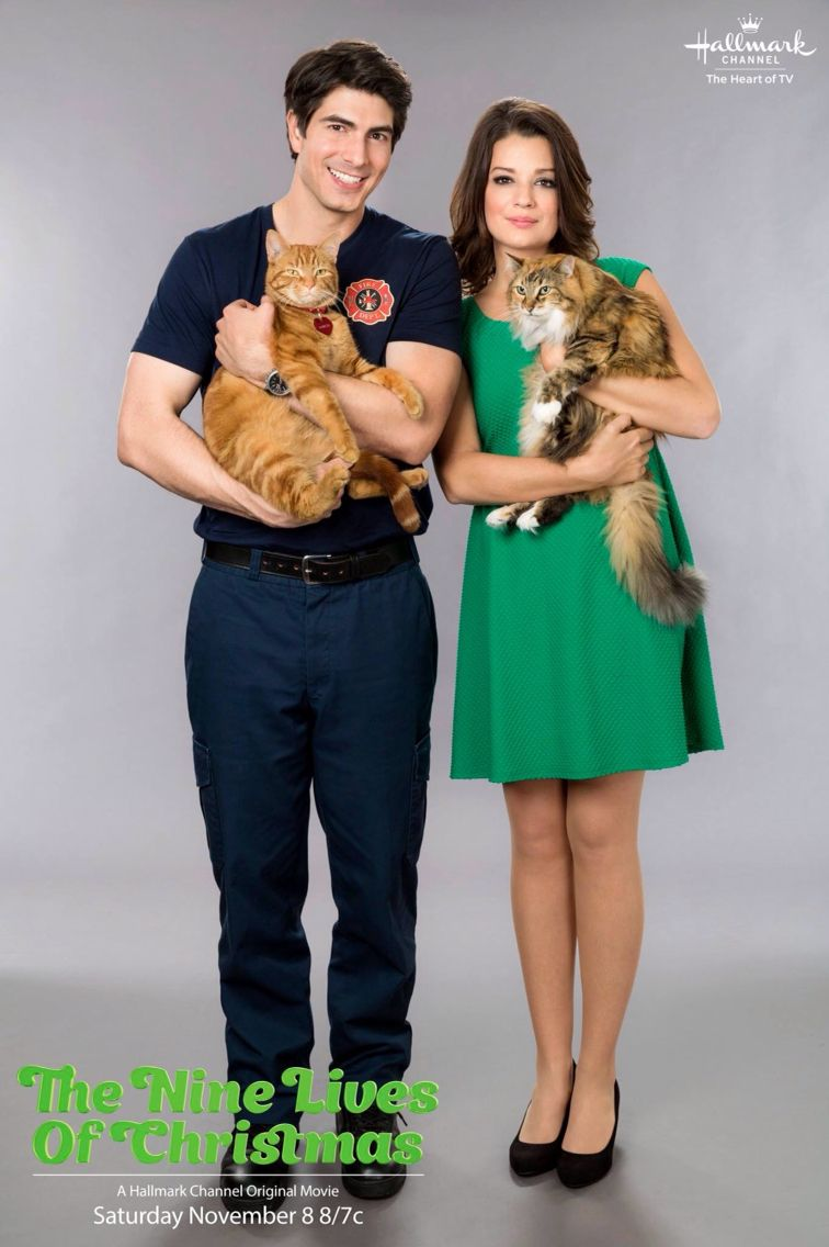 The nine lives of Christmas | Hallmark Movies in 2018 | Pinterest ...