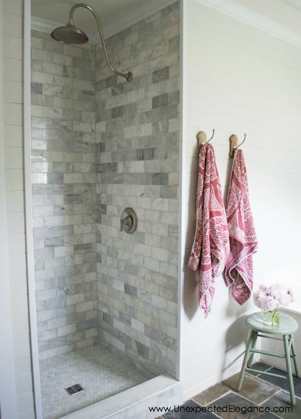 Diy Shower Renovation Using An Amazing System Shower