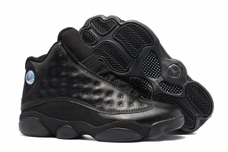 df63386088f7 Air Jordan 13 Retro All Black For Sale 2017