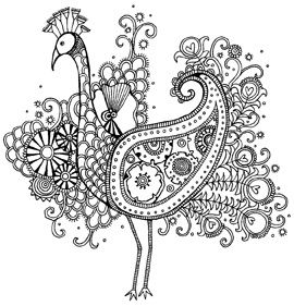 love peacock coloring page peacock coloring page coloring pages i to color 4885