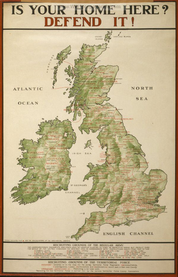 Map Of England During Ww2.Is Your Home Here Defend It British Propaganda Poster World War