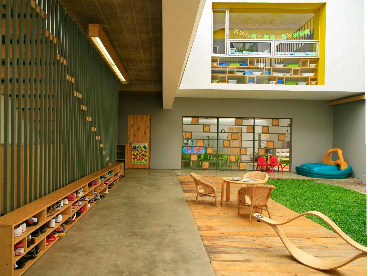 12 of the most beautiful kindergartens around the world