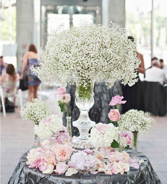 Spring Wedding Centerpiece Ideas