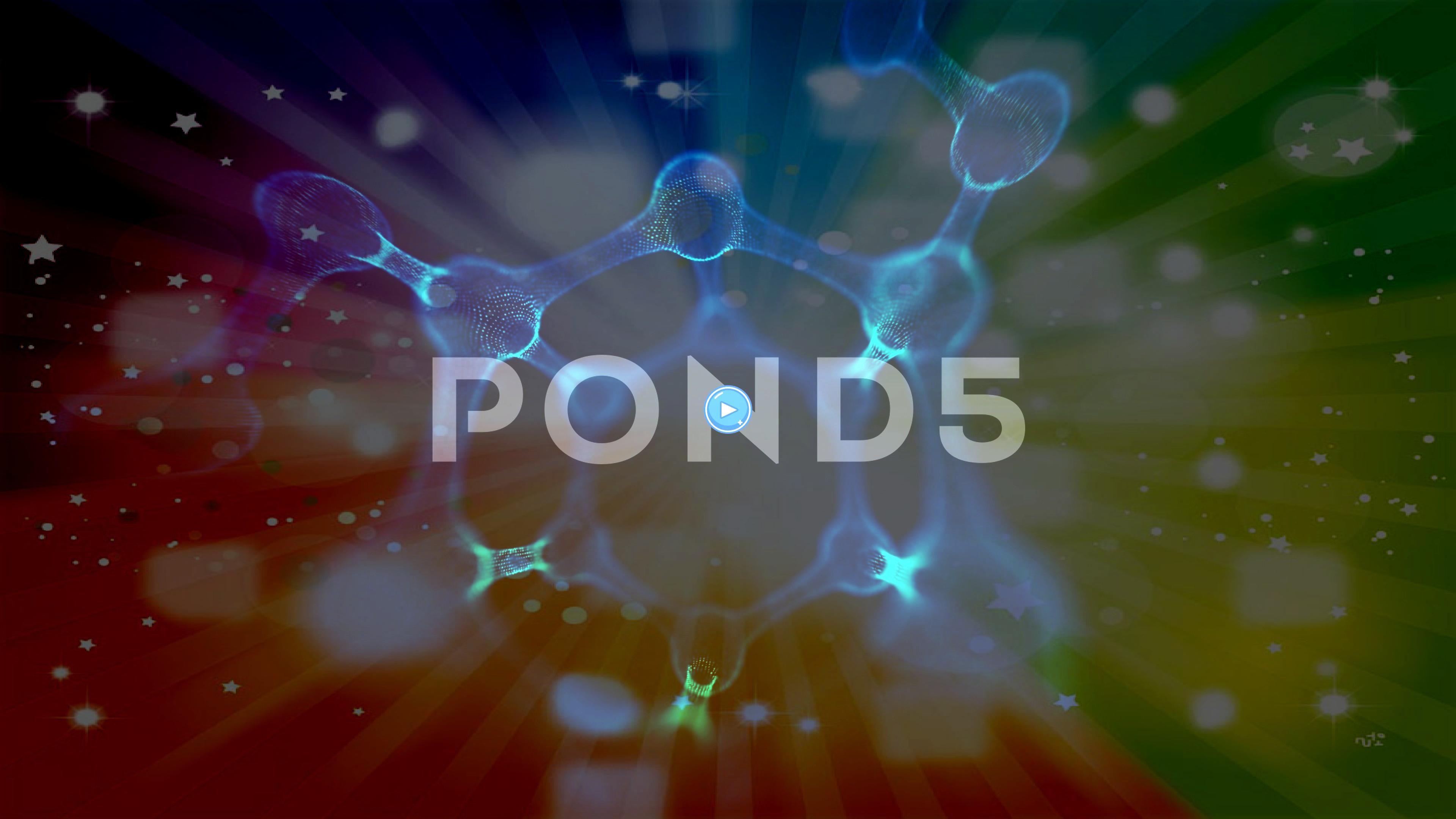 molecule or atom science or medical background Stock Footage atomscienceLoopedmoleculeLooped molecule or atom science or medical background Stock Footage atomscienceLoope...