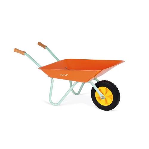 Metal Wheelbarrow Set Shop Merci Milo In 2020 Wheelbarrow Unique Kids Toys Traditional Toys