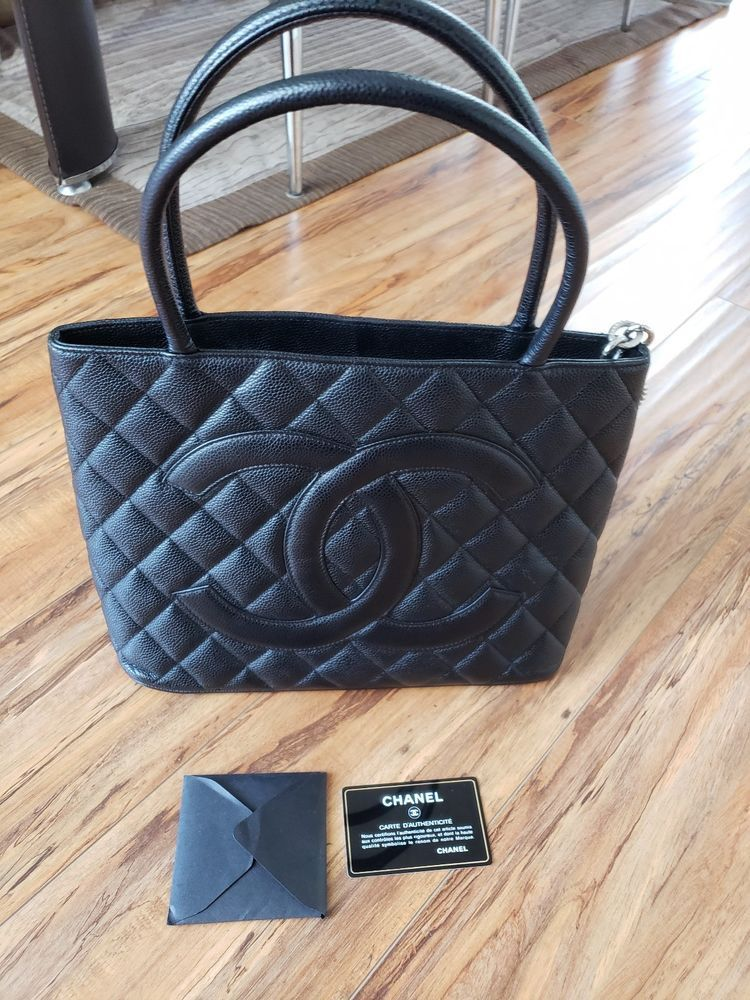 Chanel Handbag Authentic Used Slightly Chanelhandbags
