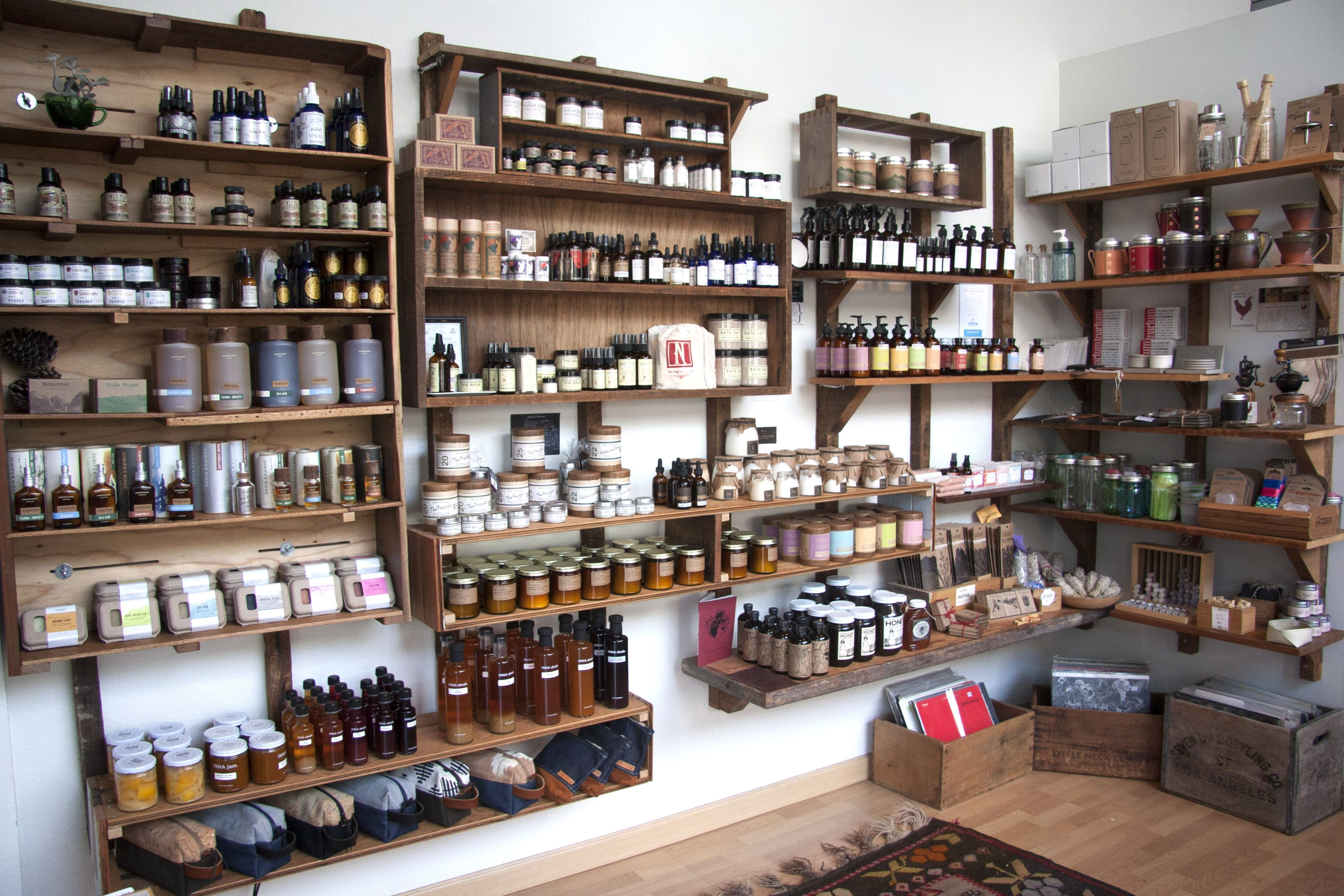 Is This Modern General Store The Rustic Shop Of Your Dreams
