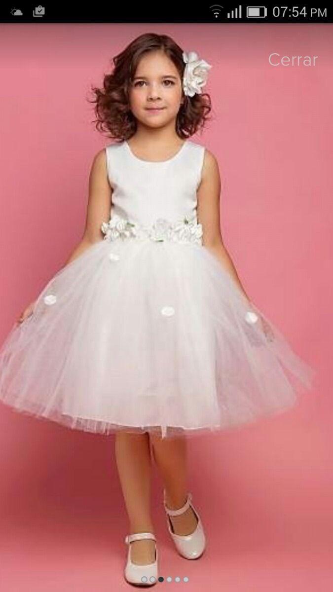 vestidos de comunión   Vestidos de primera comunión   Pinterest ...
