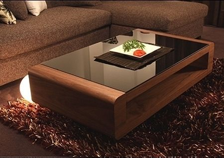 Table Basse Miami Rectangulaire Design Vitree Neuf   eBay
