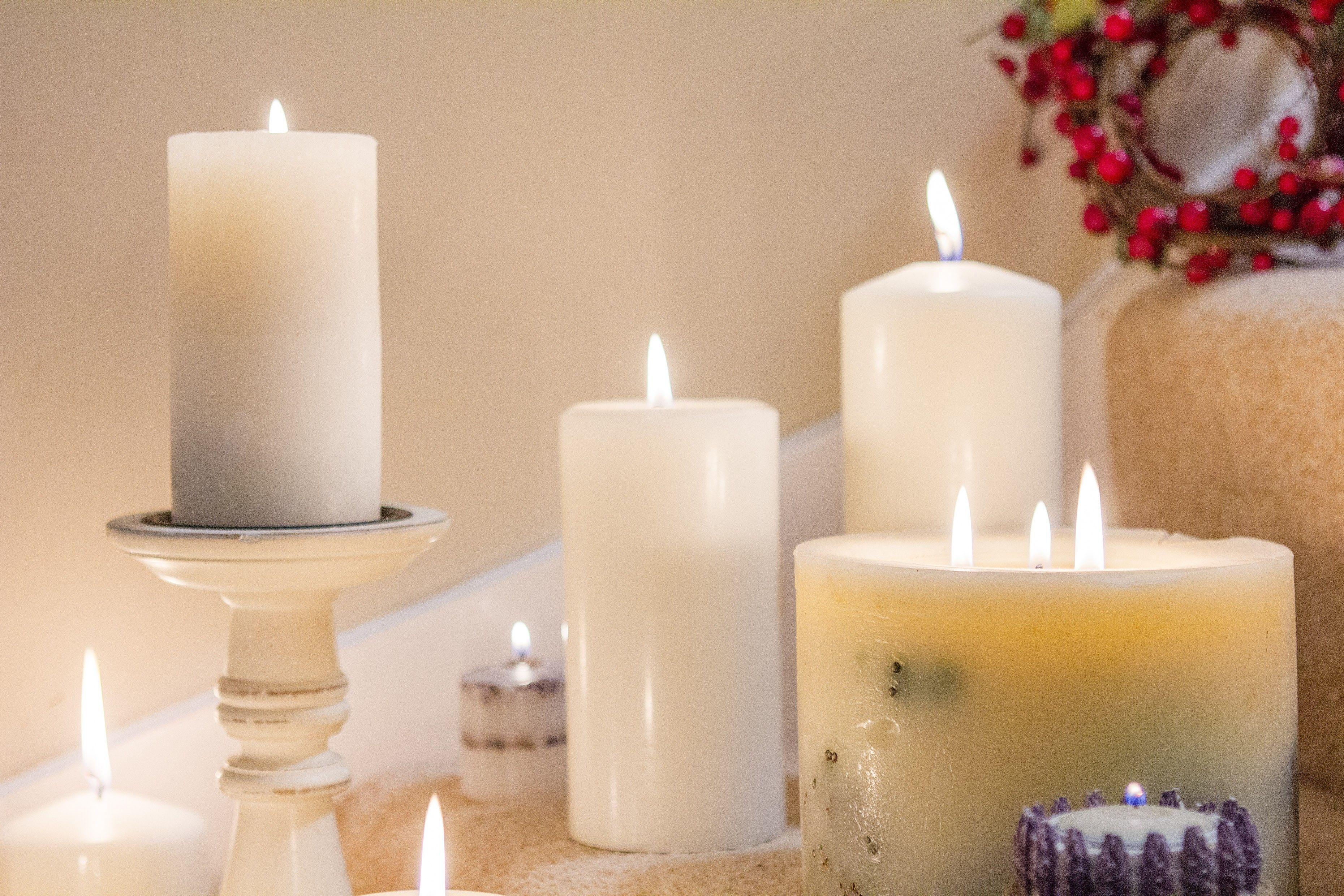 Kirstie Allsopp Candle Making Kit exclusively available at