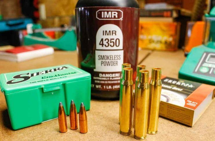 Tips For Reloading the .30-06 Springfield #gunsammo