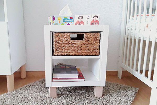 Schau dir an, was der Ikea Kallax Würfel alles kann!
