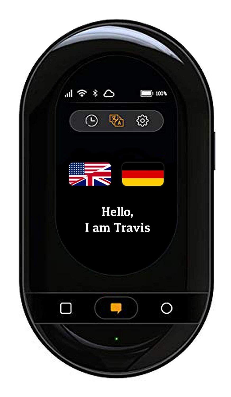 Touch Smart Pocket Translator Sprache Apple Produkte Wlan