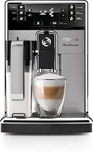Saeco HD8927/47 PicoBaristo Super Automatic Espresso Machine Stainless Steel #lattemacchiato