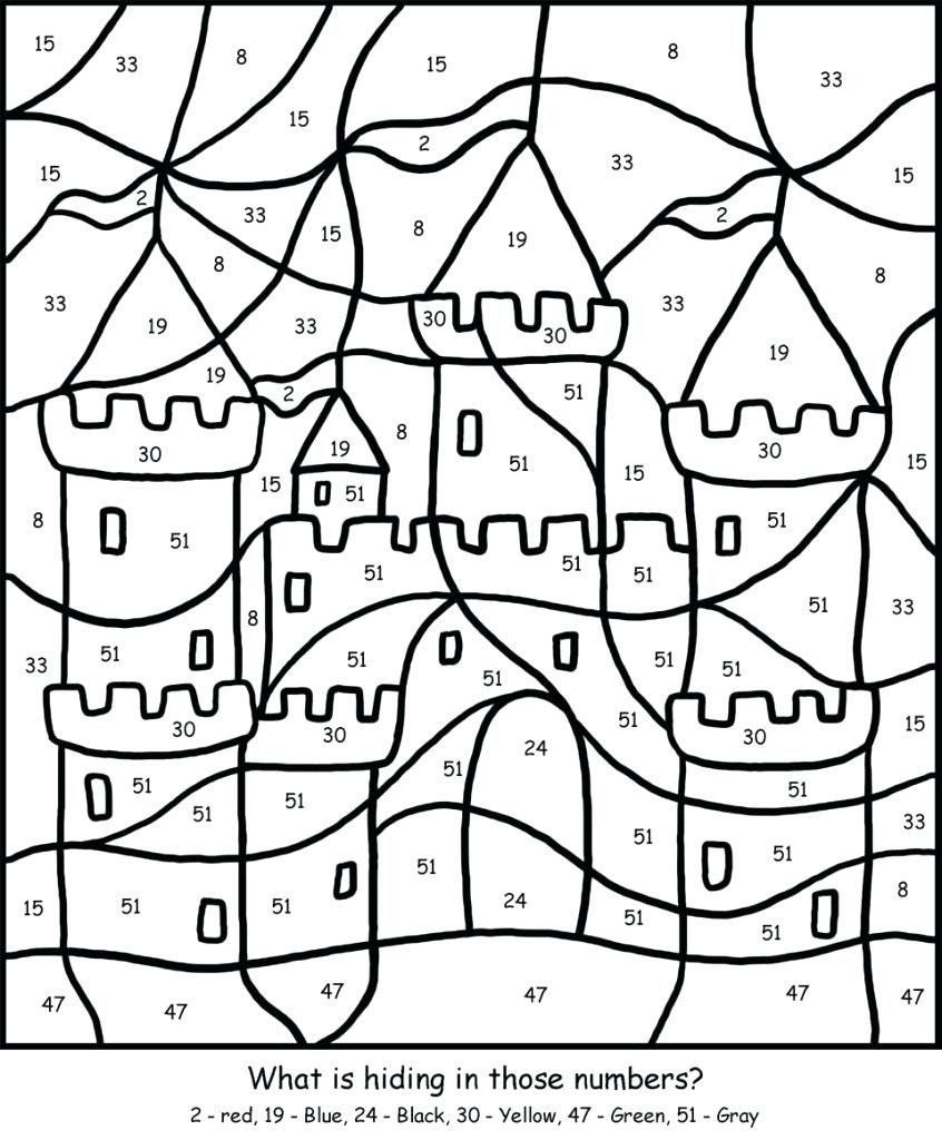 Kindergarten Decomposing Numbers Worksheets Reading Worskheets 6th Grade  Math Homework Worksheet…   Kindergarten coloring pages [ 1024 x 846 Pixel ]