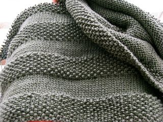 Seed Stitch Baby Blanket 90371ad Pattern By Lion Brand
