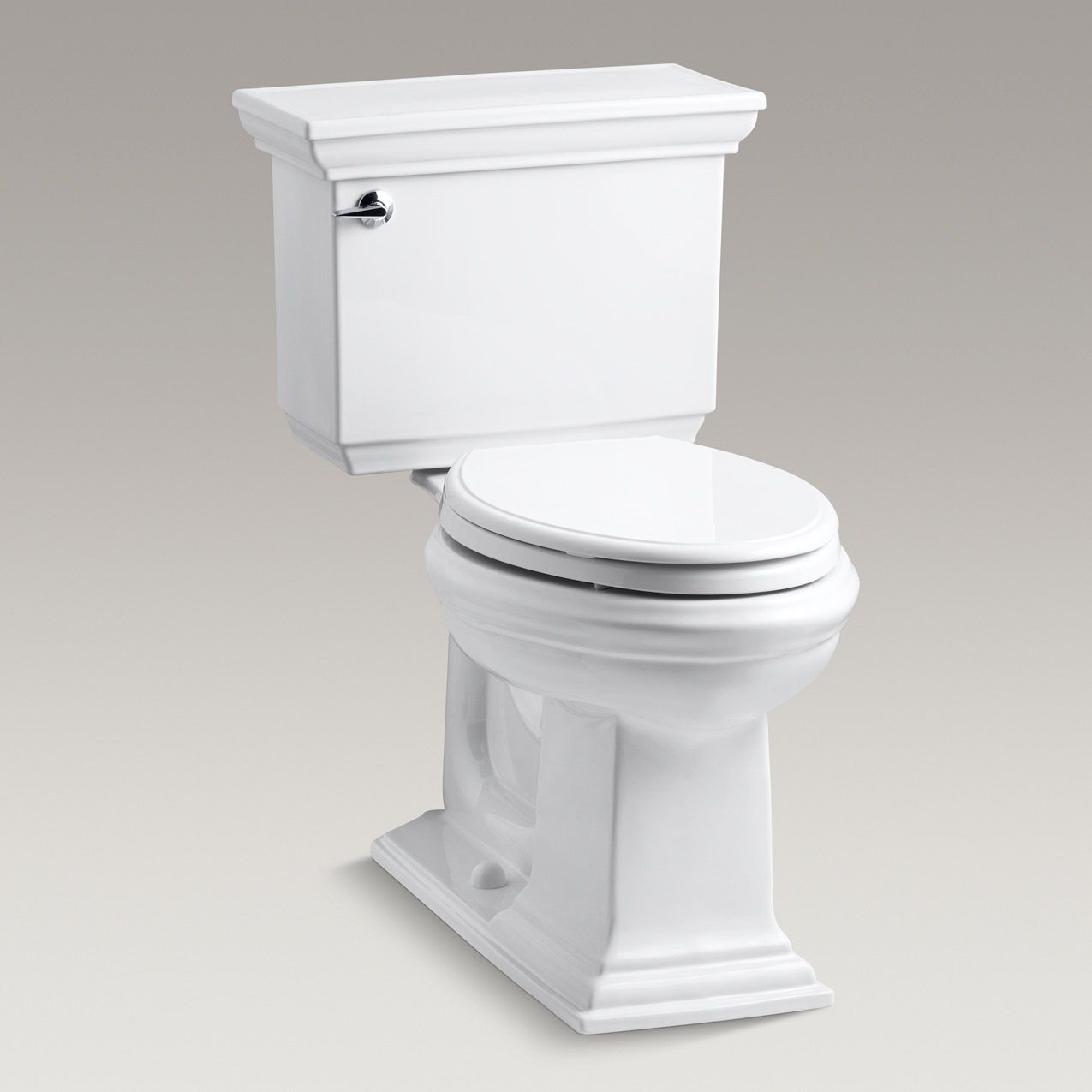 The Bold Look Of Kohler Toilet Kohler Memoirs Bathroom Toilets