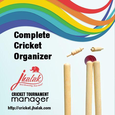 Complete Web Based Cricket Management System Including