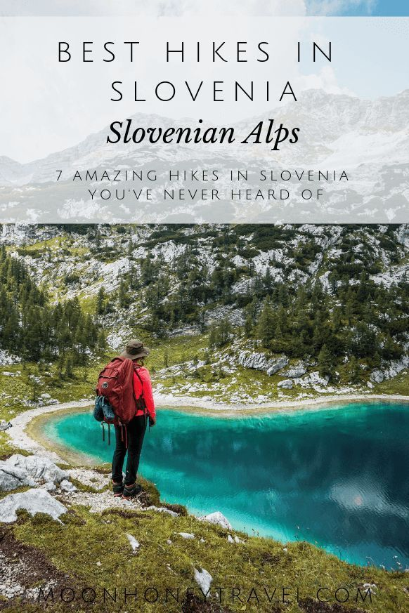 Photo of Best hikes in Slovenia: day hikes and hut hikes – hiking blog