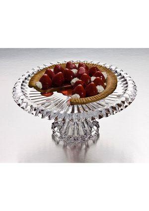 RICCI Gemma Footed Cake Plate