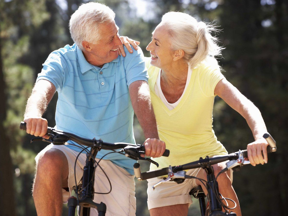 Explore Aging Process, Healthy Lifestyle Changes, and more!